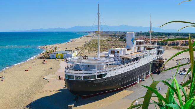 Le Lydia à Port-Barcarès