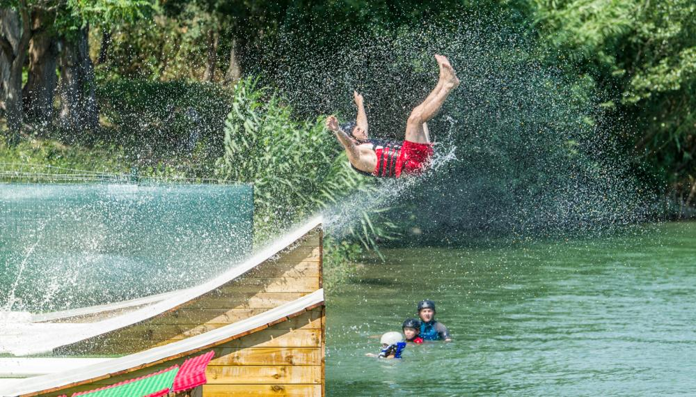 Waterjump