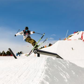Snowpark Font-Romeu